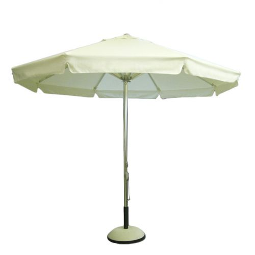 Lanzarote parasol with flap